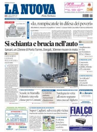 La Nuova Sardegna - 14/05/2018