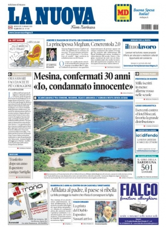 La Nuova Sardegna - 23/05/2018
