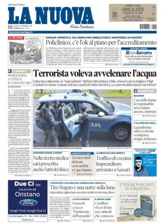 La Nuova Sardegna - 29/11/2018