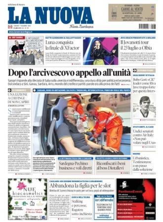 La Nuova Sardegna - 07/12/2018