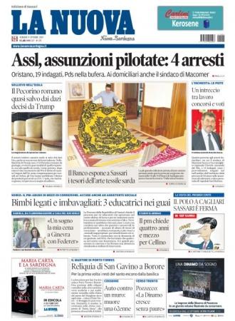 La Nuova Sardegna - 04/10/2019