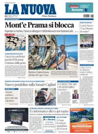 La Nuova Sardegna - 10/10/2019