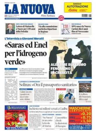 La Nuova Sardegna - 17/02/2021