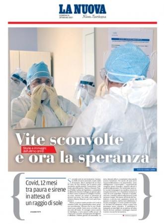 La Nuova Sardegna - 28/02/2021